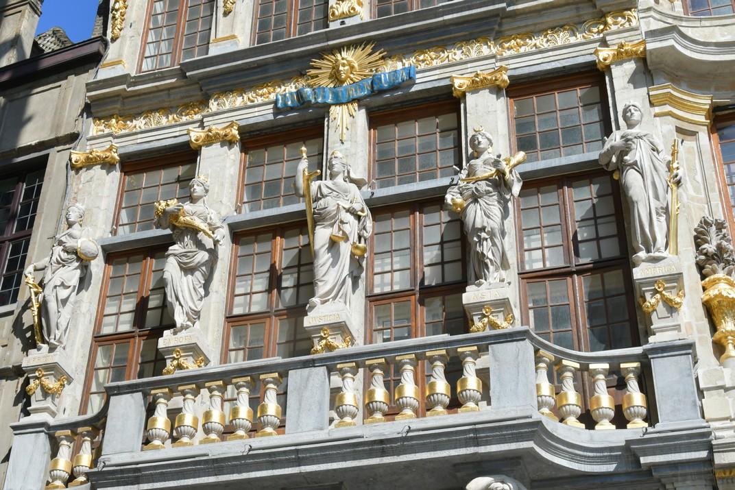 Casa del Guillot de la Gran Plaça de Brussel·les