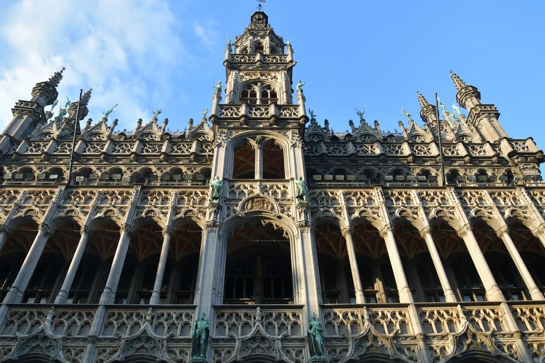 Casa del Rei de la Gran Plaça de Brussel·les