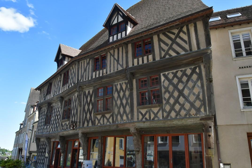 Casa del Salmó de Chartres
