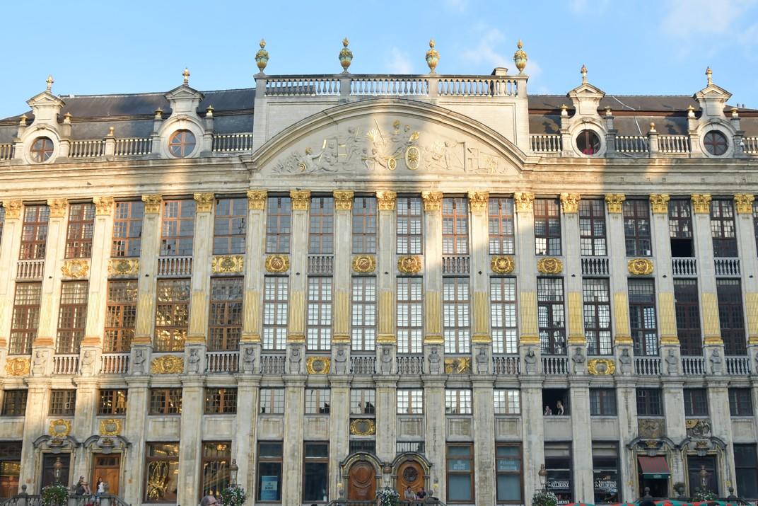 Casa dels Ducs de Brabant de la Gran Plaça de Brussel·les