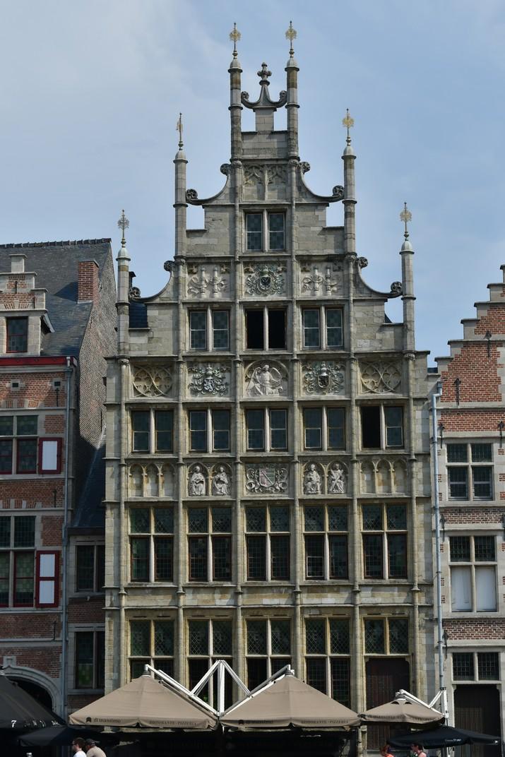 Casa gremial del Àngel de Gant