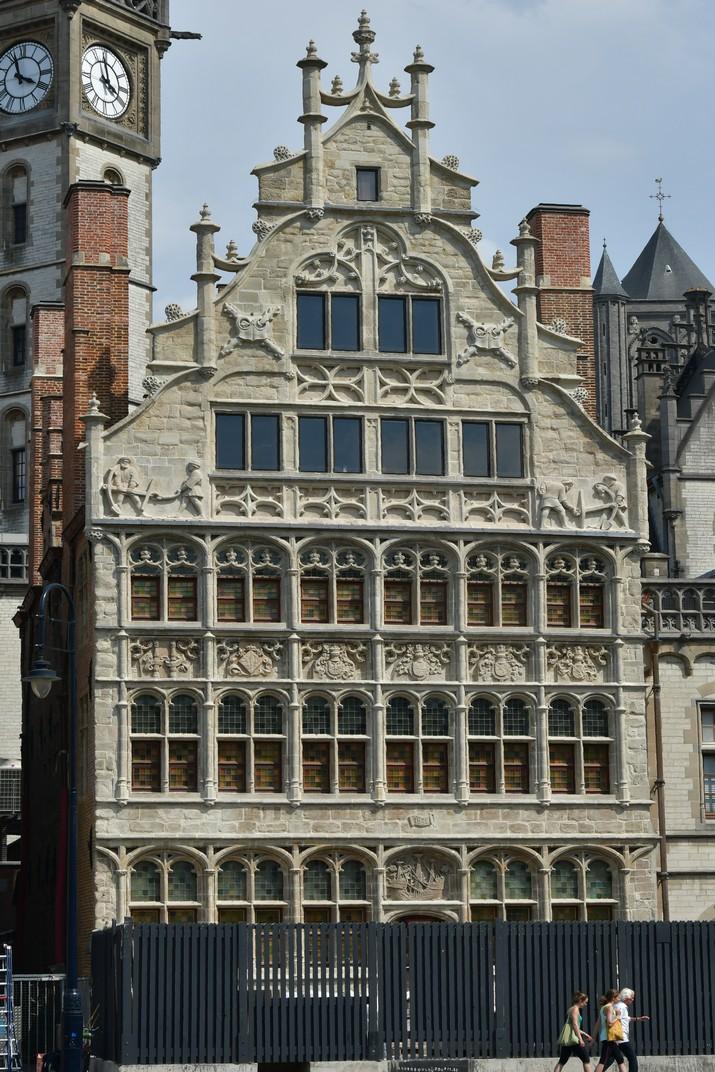 Casa gremial dels Mariners Lliures de Gant