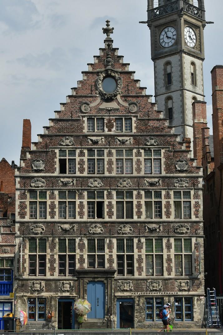 Casa gremial dels Mesuradors de Gra de Gant