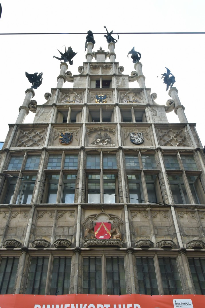 Casa gremial dels Paletes de Gant