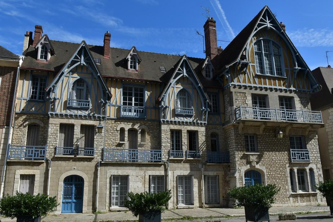 Casa normanda de Chartres