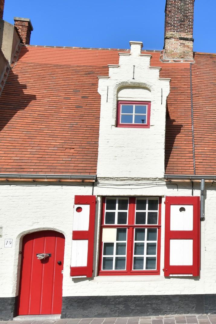 Cases de Déu de Bruges
