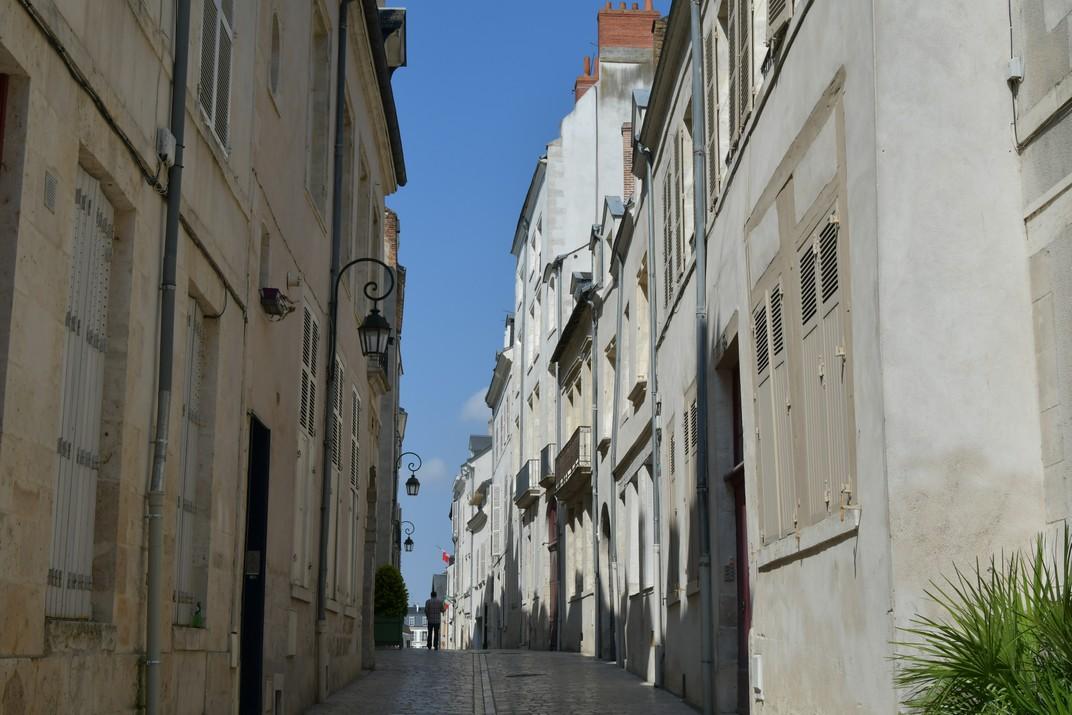 Cases del Nucli Antic d'Orleans