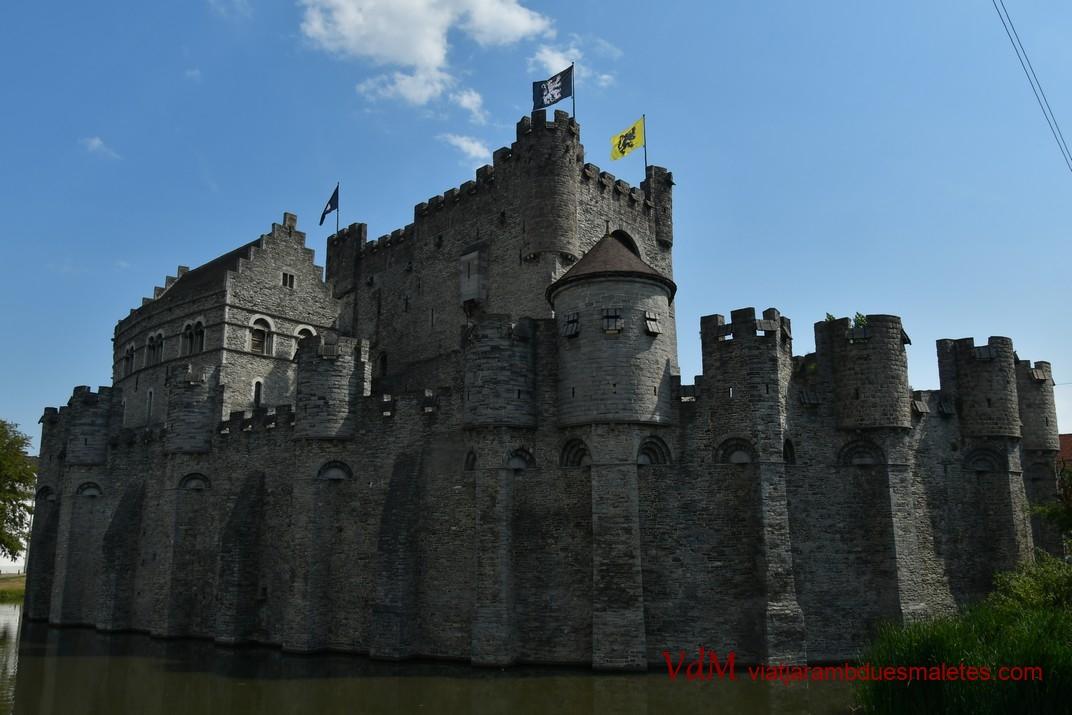 Castell dels Comtes de Gant