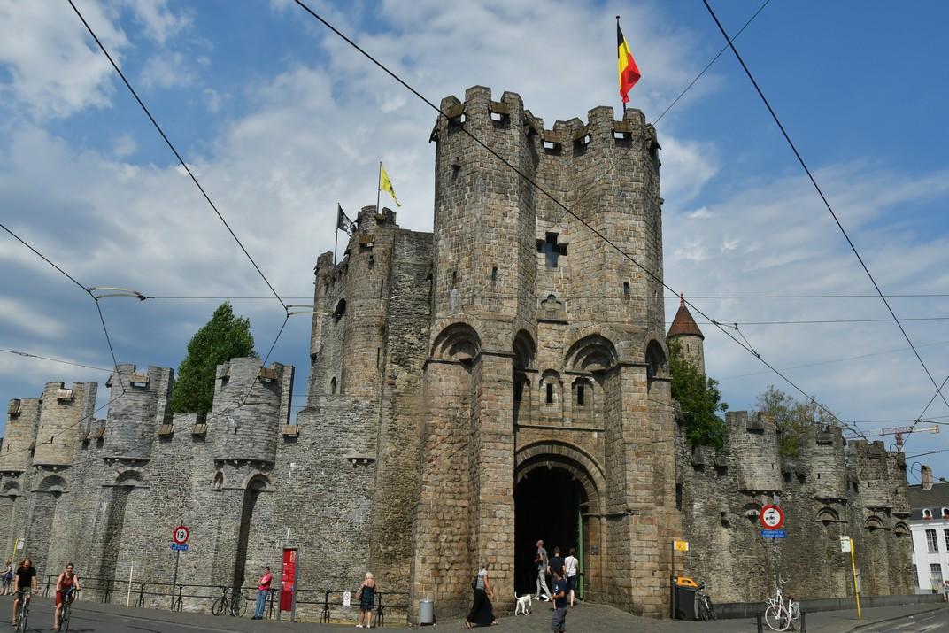 Castell dels Comtes de la ciutat de Gant