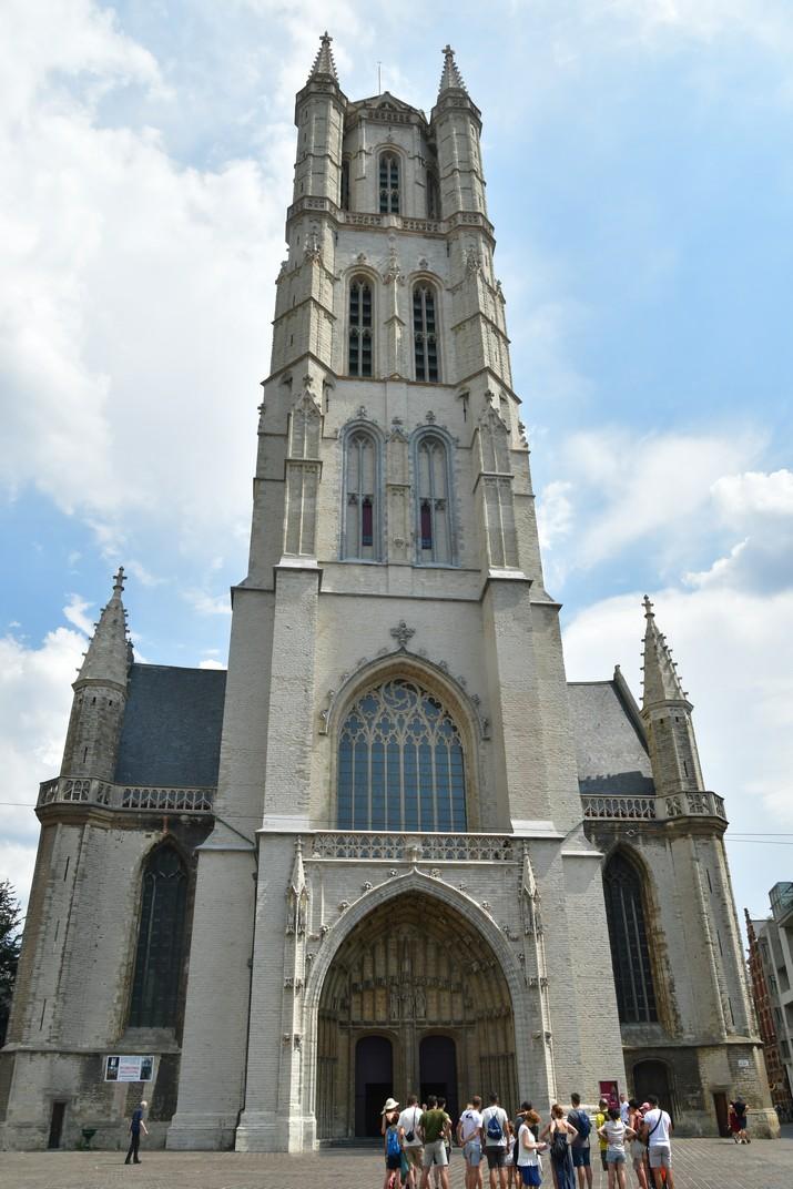 Catedral de Sant Bavó de Gant