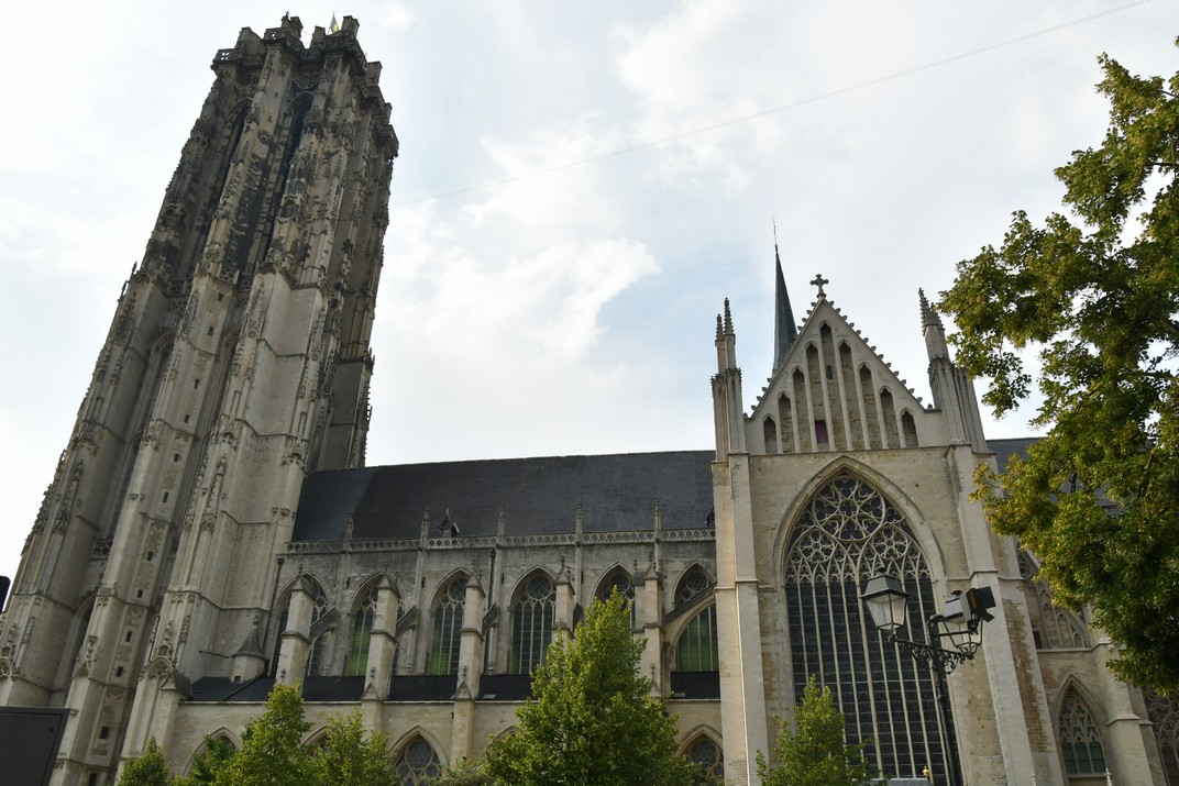 Catedral de Sant Rumold de Malines