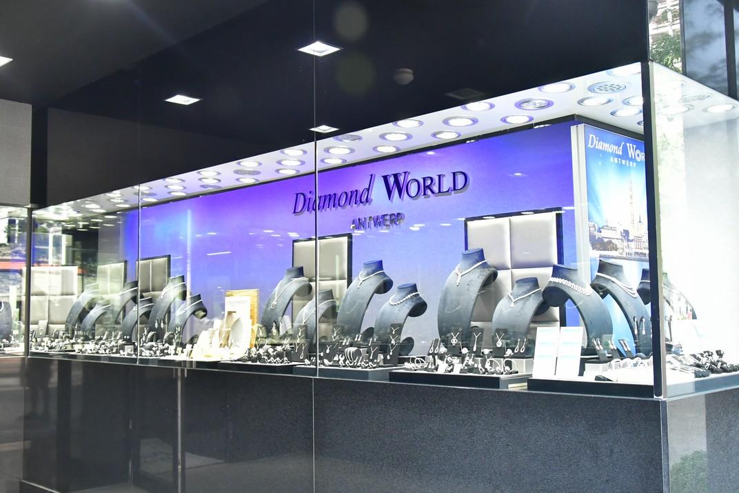 Comerços de diamants d'Anvers