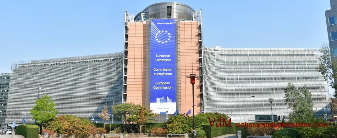 Comissió Europea de Brussel·les
