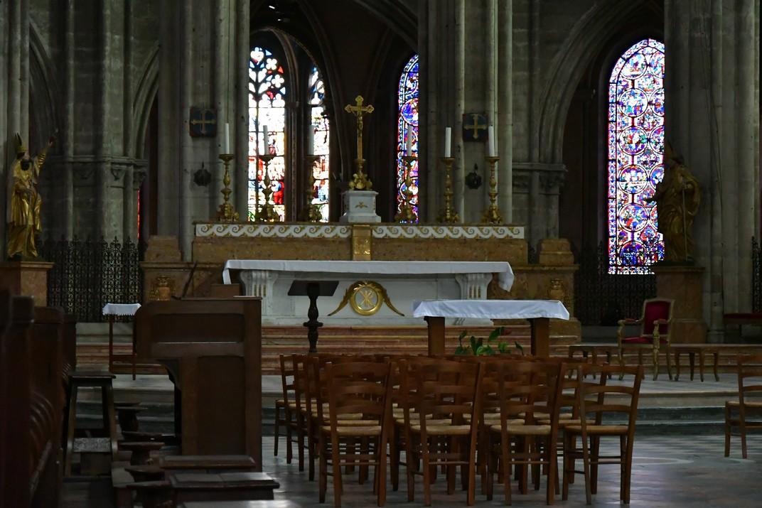 Cor de la Catedral de Bourges