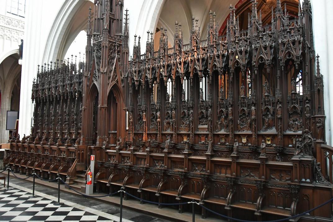 Cor de la Catedral de Nostra Senyora d'Anvers