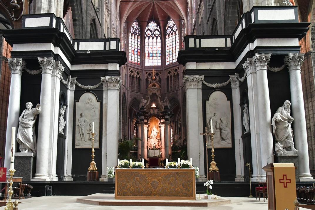 Cor de la Catedral de Sant Bavó de Gant
