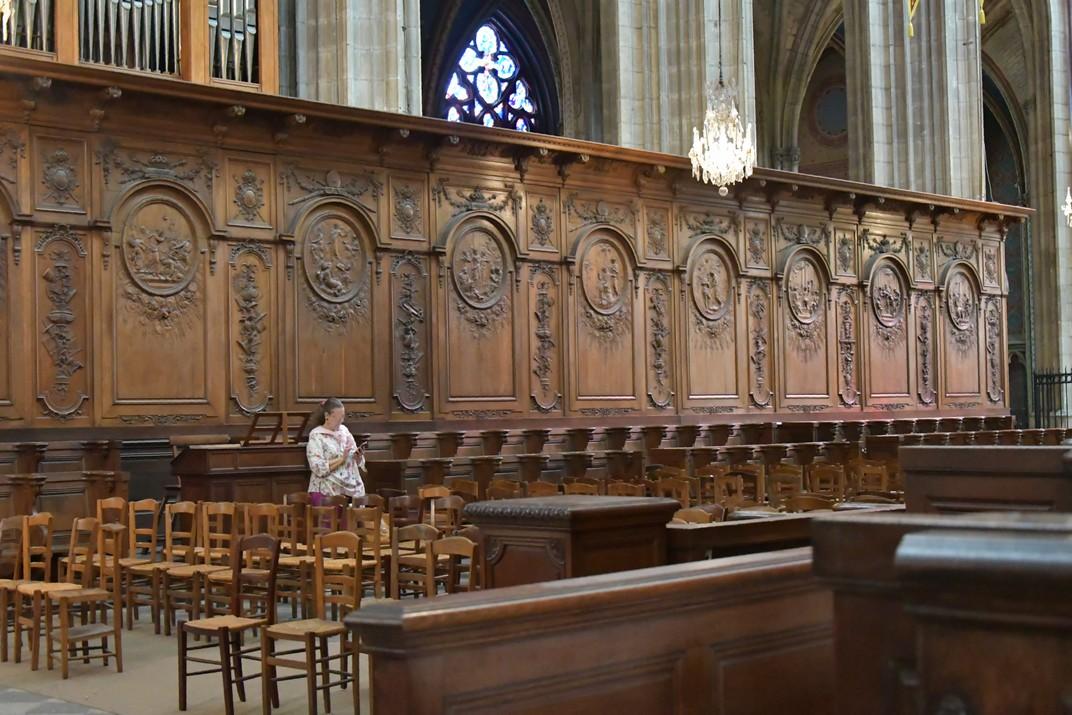 Cor de la Catedral d'Orleans