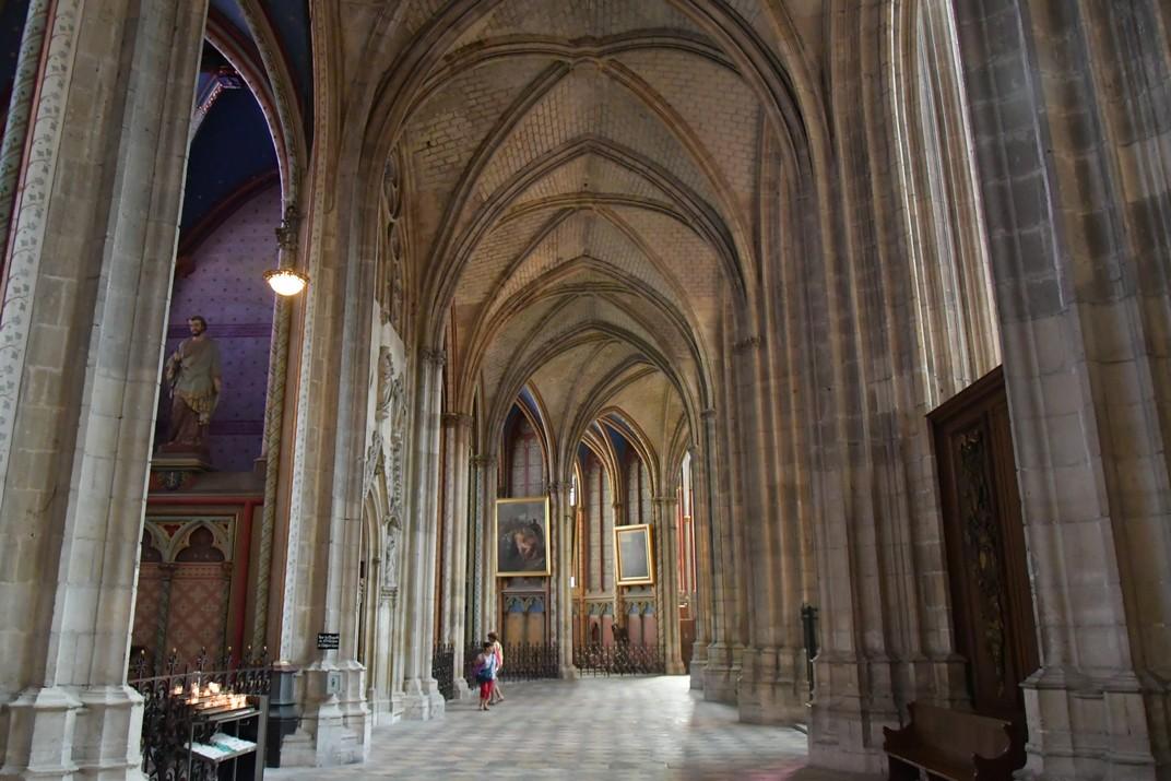 Deambulatori de la Catedral d'Orleans