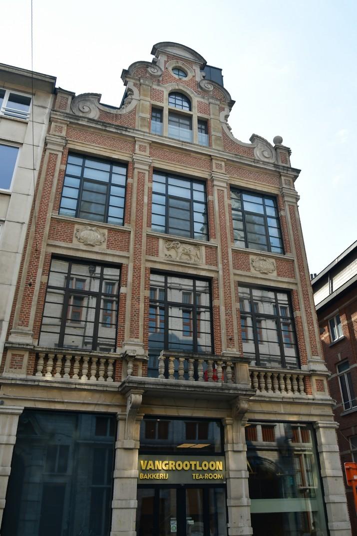 Edifici comercial de Lovaina