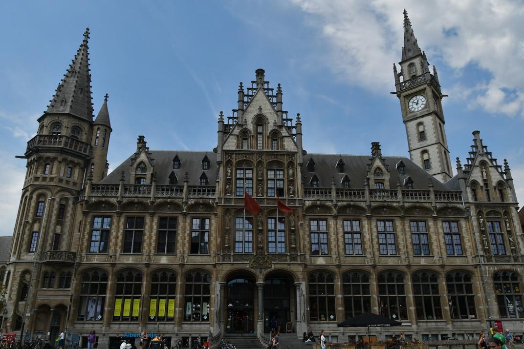 Edifici de Correus de Gant