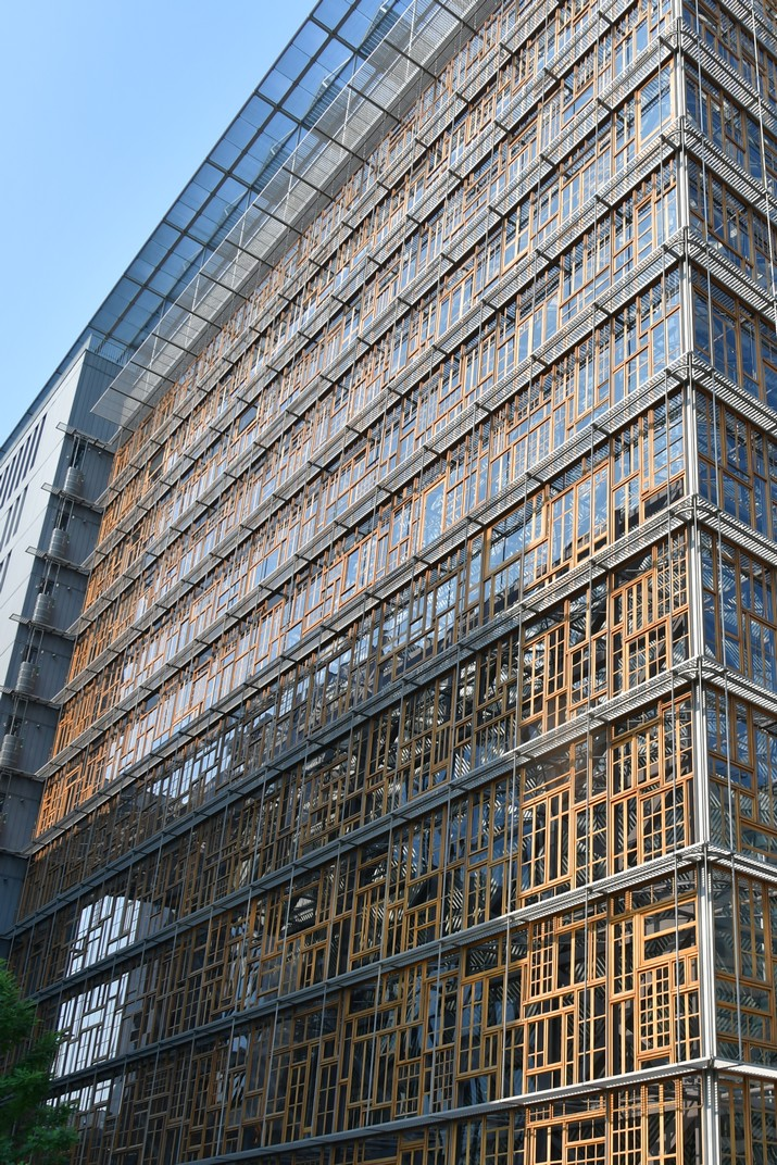 Edifici Europa del Consell Europeu de Brussel·les