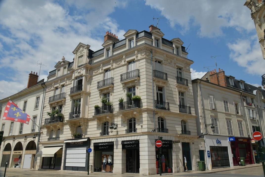 Edificis del carrer de Joana d'Arc d'Orleans