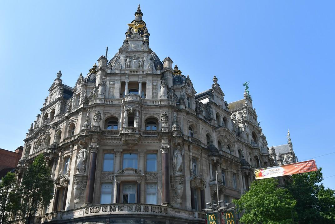 Edificis singulars barrocs del carrer Meir d'Anvers806