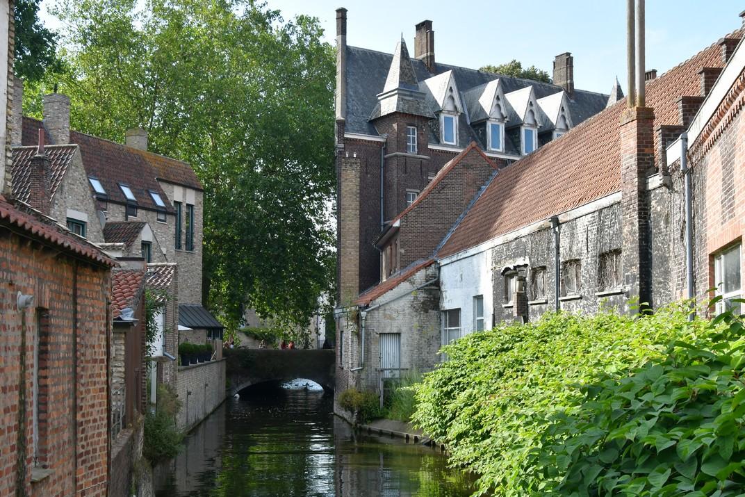 Entorn del Beateri de Bruges