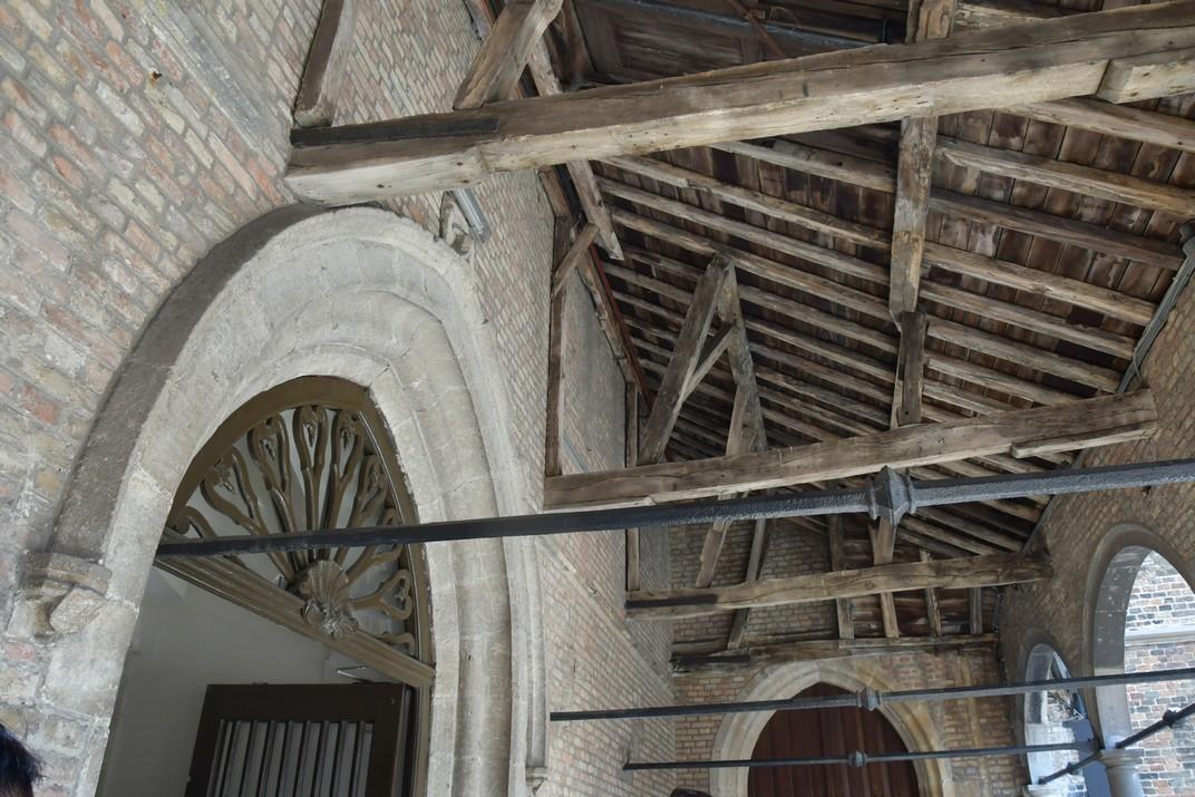 Entrada del Campanar de Bruges