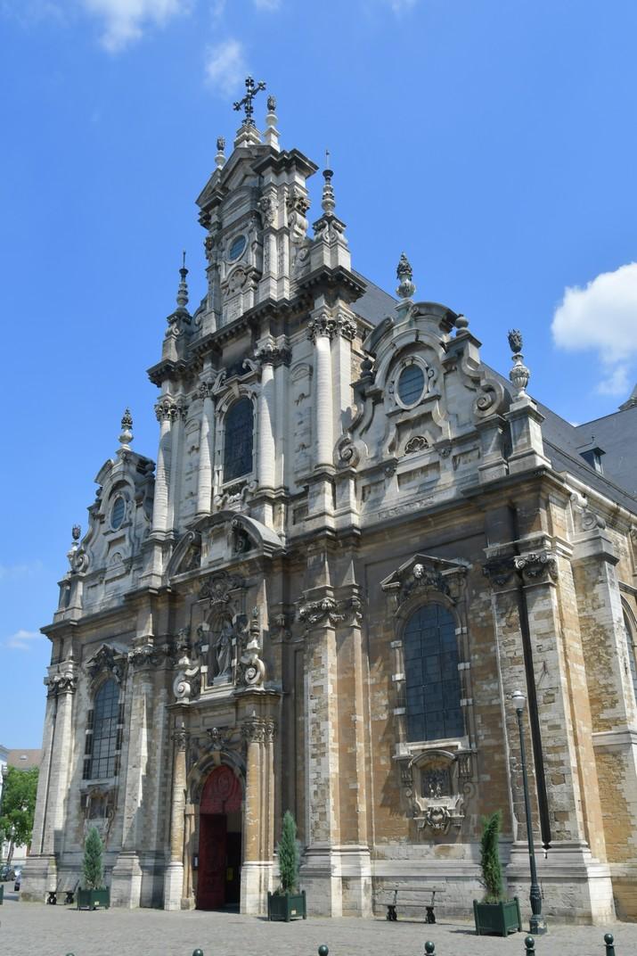 Església de Joan Baptista del Beateri de Brussel·les