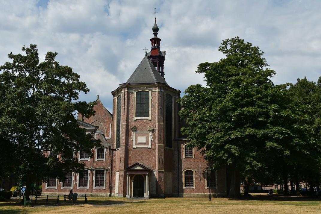 Església de l'Antic Beateri de Santa Isabel de Gant