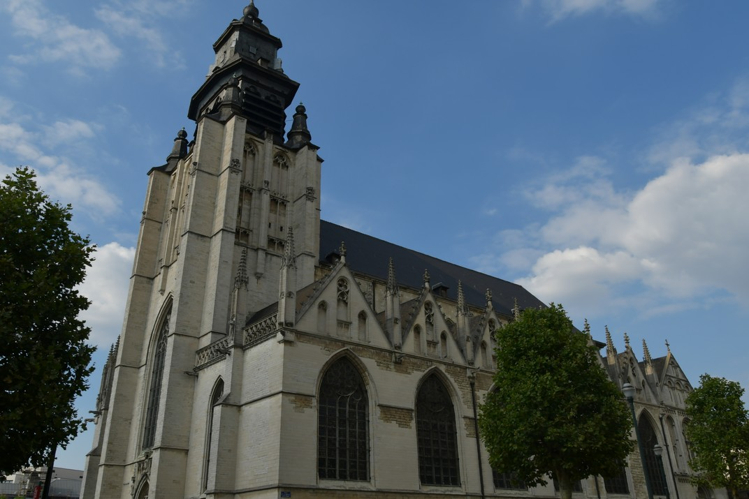 Església de Nostra Senyora de la Capella de Brussel·les