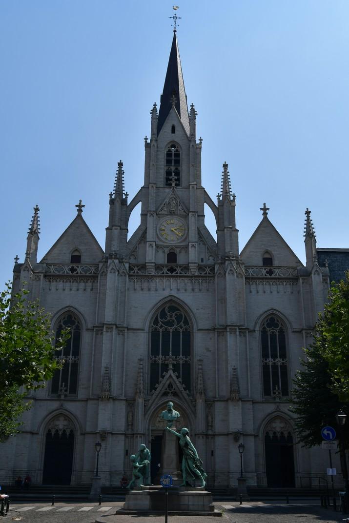Església de Sant Bonifaci de Brussel·les