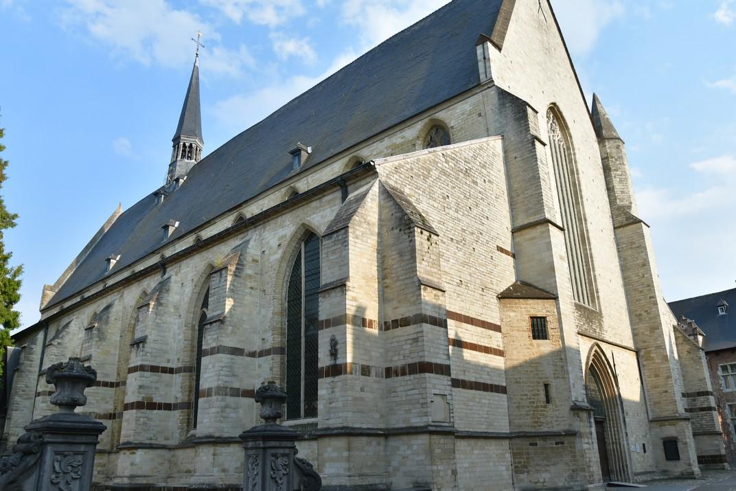 Església de Sant Joan Baptista del Gran Beateri de Lovaina