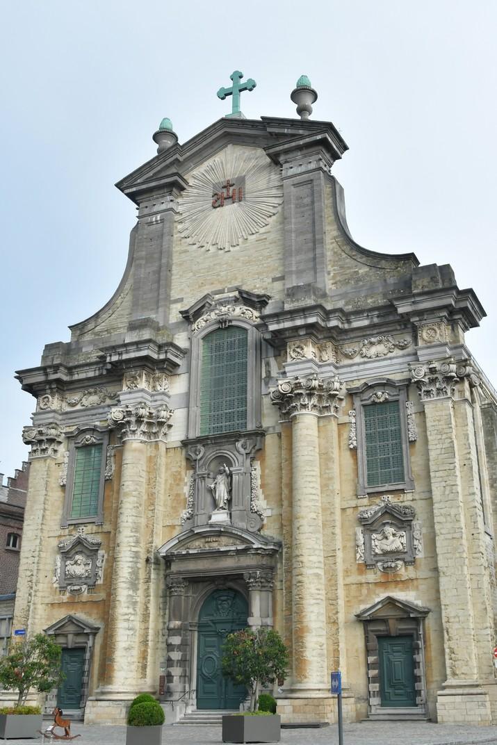 Església de Sant Pere i Sant Pau de Malines