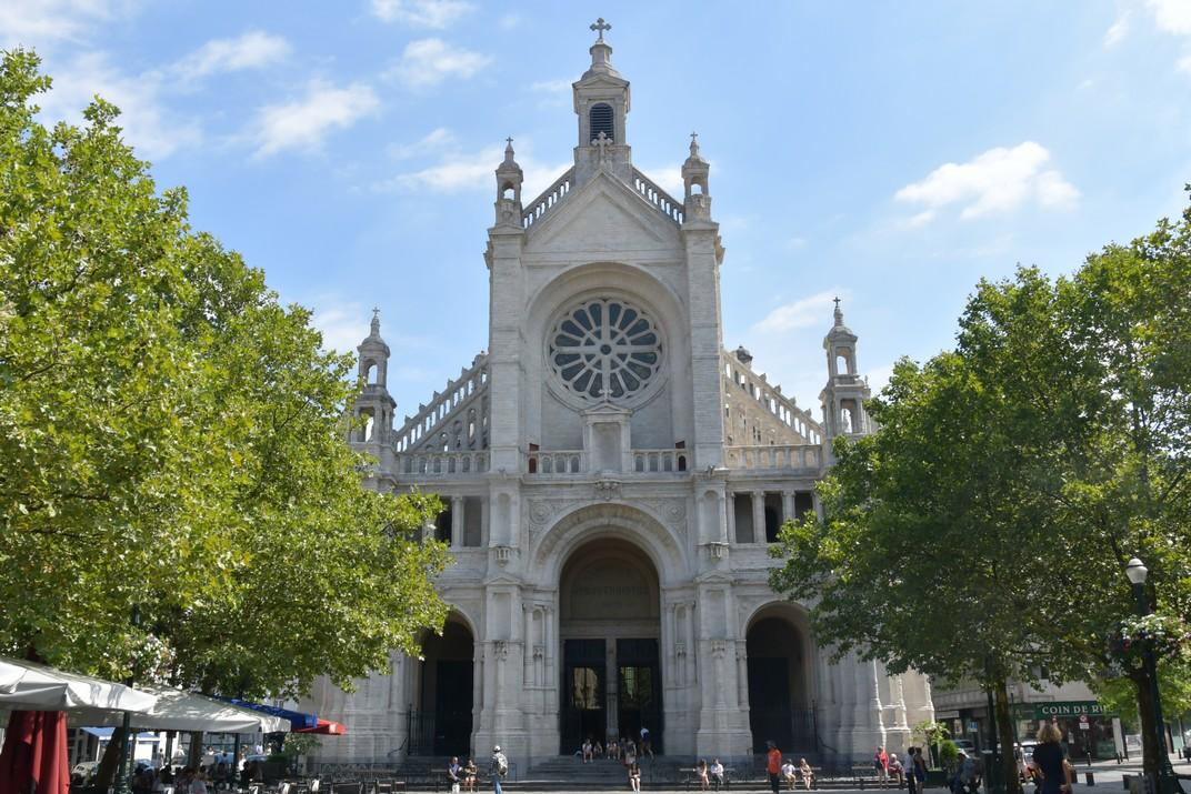 Església de Santa Caterina de Brussel·les