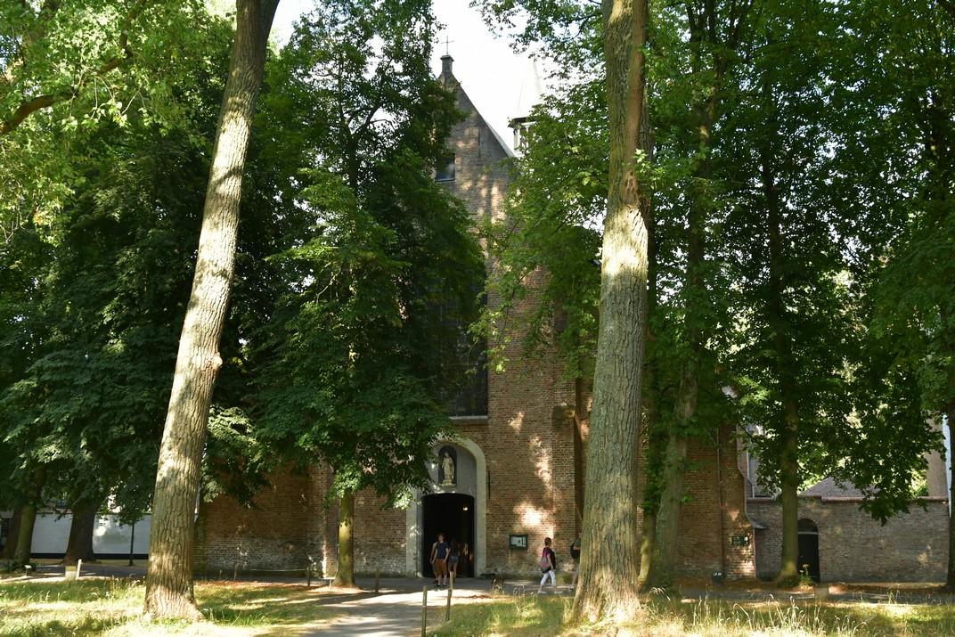 Església de Santa Isabel del Beateri de Bruges