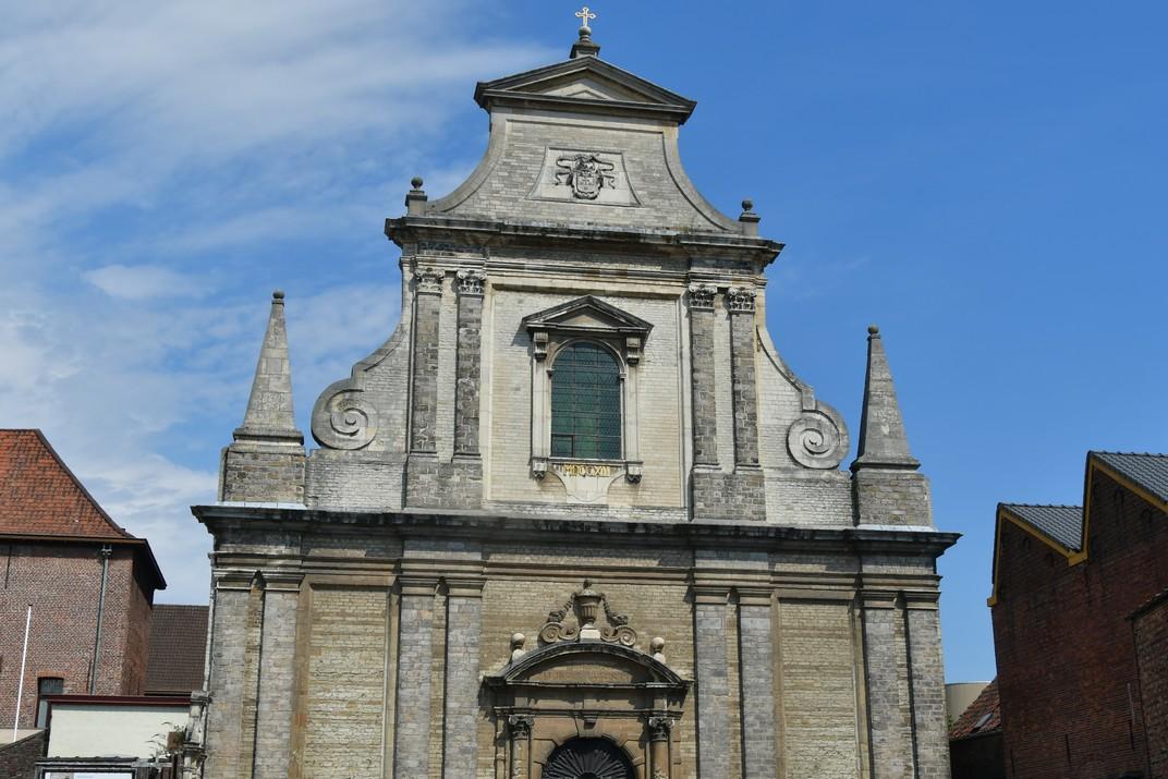 Església del Monestir de les Carmelites Descalces de Gant