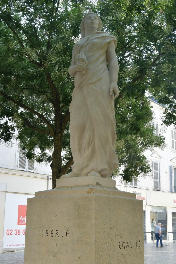 Estàtua de la República d'Orleans
