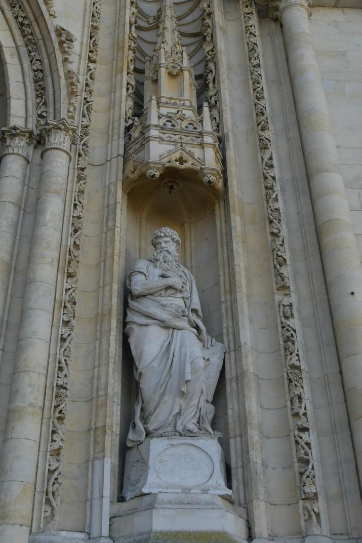 Evangelistes de la Catedral d'Orleans