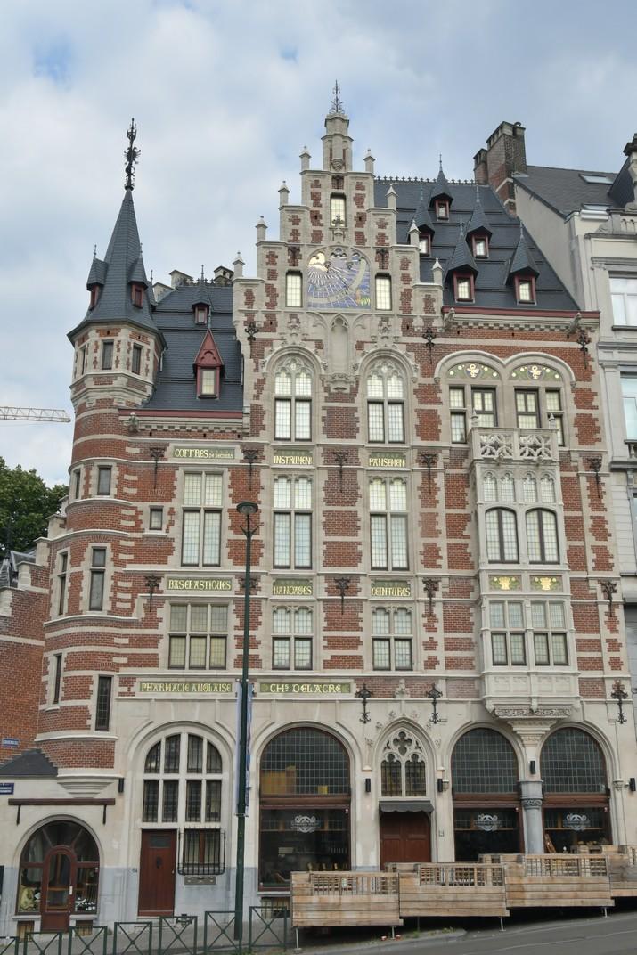 Farmàcia Delacre del Mont de les Arts de Brussel·les