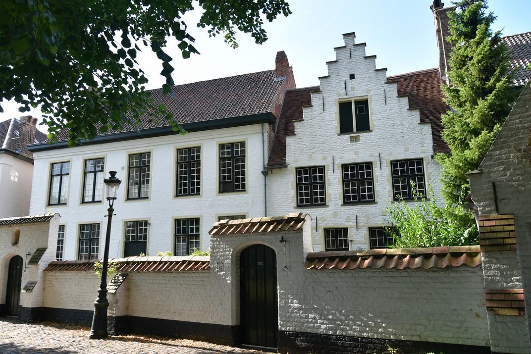 Habitatges del Beateri de Bruges