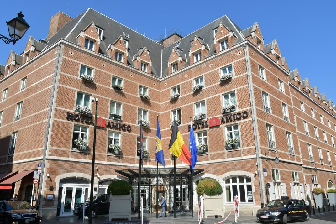Hotel Amigo de Brussel·les