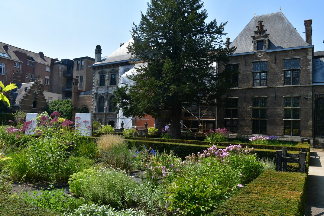 Jardí de la Casa de Rubens d'Anvers