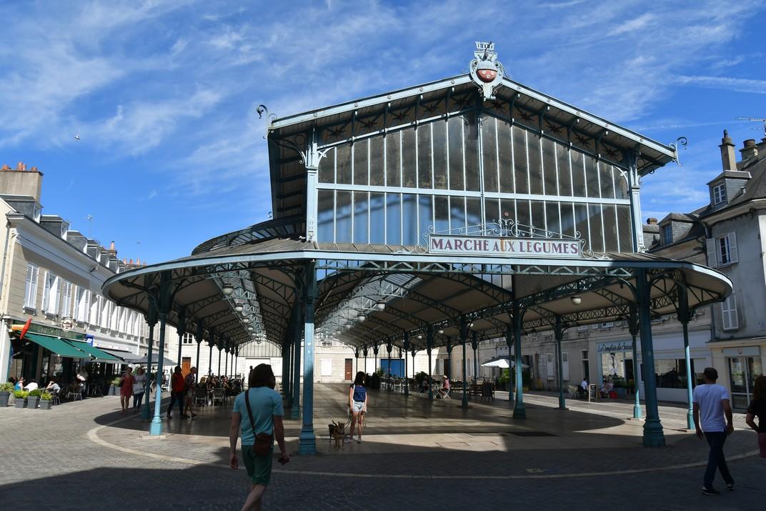 Mercat de Verdures de Chartres