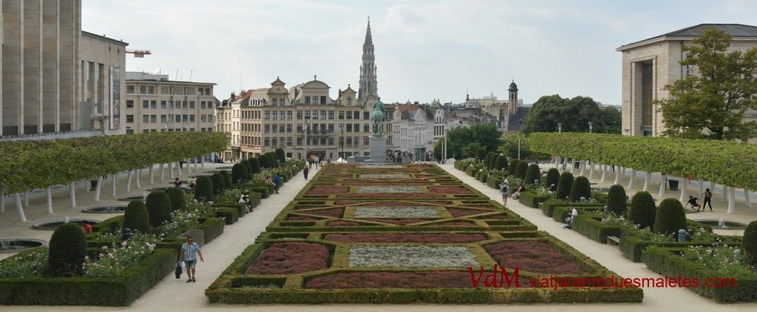 Mont de les Arts de Brussel·les