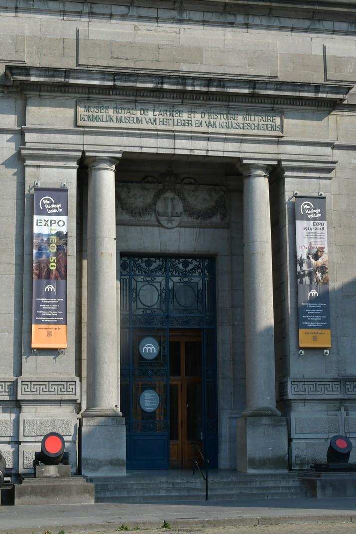 Museu de les Forces Armades del Parc del Cinquantenari de Brussel·les