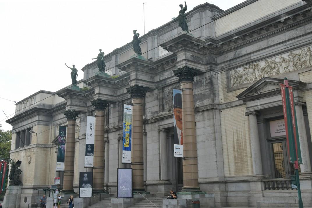 Museus Reials de Belles Arts de Bèlgica de Brussel·les