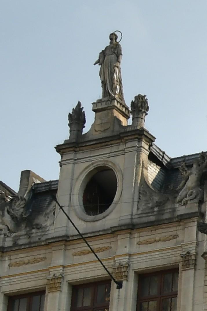 Nostra Senyora de la plaça del Mercat Gran de Lovaina