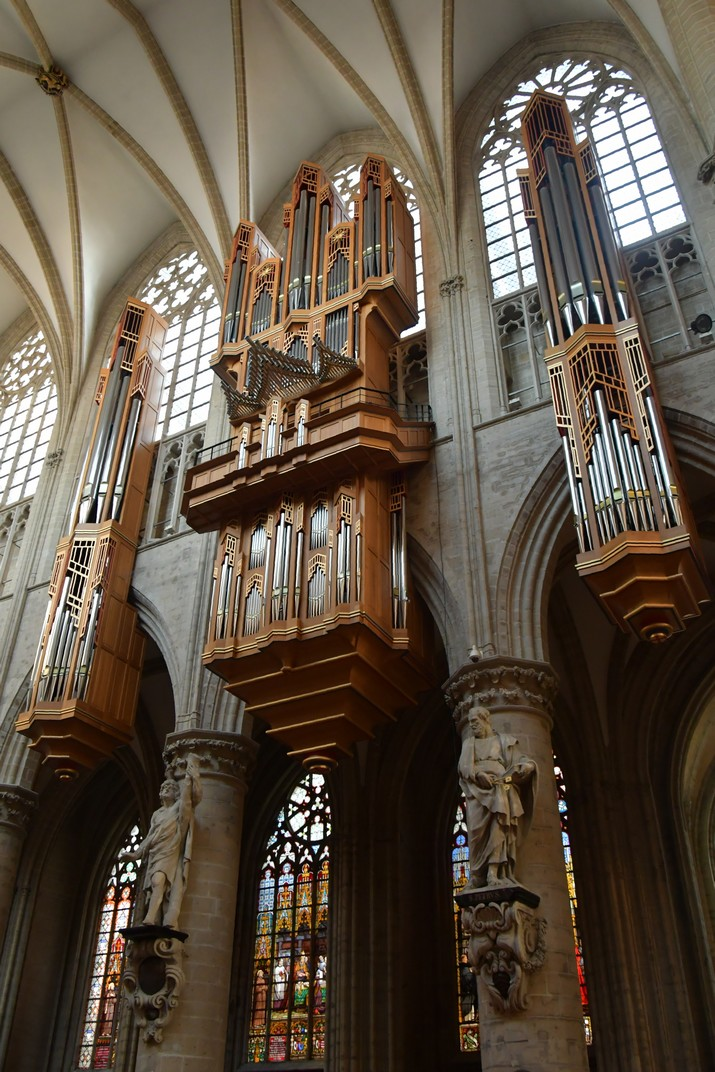 Orgue de la Catedral de Brussel·les